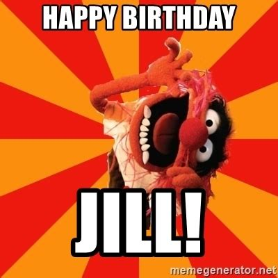 Jill Meme - related keywords suggestions for happy birthday jill