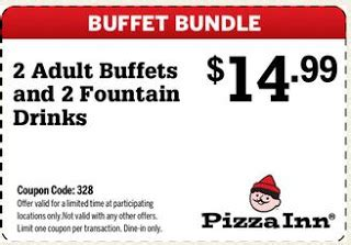 pizza inn printable coupons december 2014