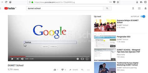 cara membuat youtube video cara membuat background video menggunakan iframe youtube