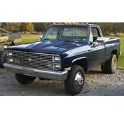 Find Used 1983 Chevrolet K30 Short Bed Dually 4X4 In
