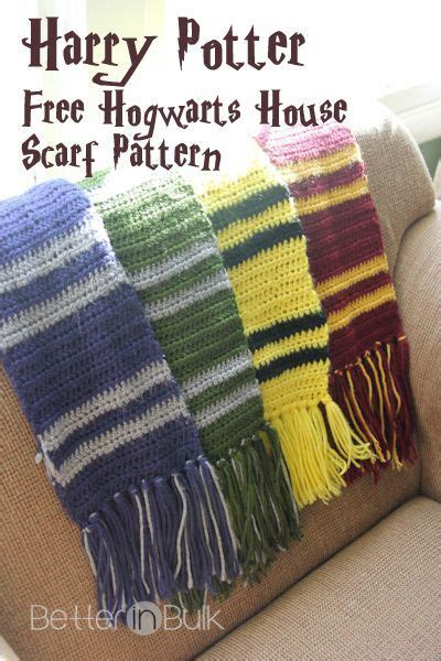 gryffindor scarf knitting pattern 287 best images about crochet knitting on