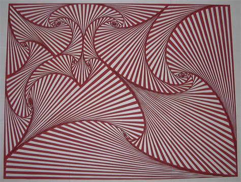 pattern art lines line conceptual ap art blog