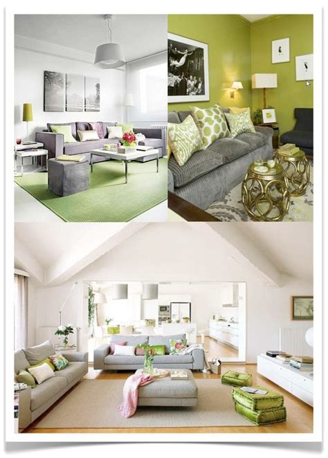 green and grey living room grey and green living room dream home pinterest