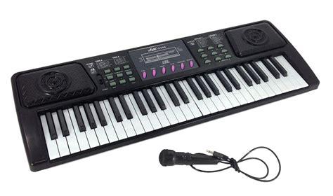 Keyboard Elektrik 54 key electric keyboard electronic piano organ