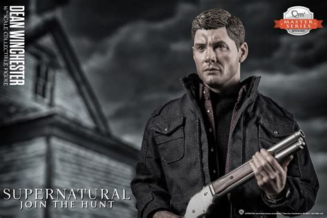supernatural dean winchester 1 6 scale figure by qmx the