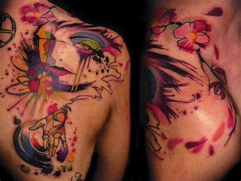 the best ink for tattoos done for a dj by teresa sharpe best ink season 2 best
