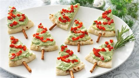 christmas tree snack by pilsbury food sassaby