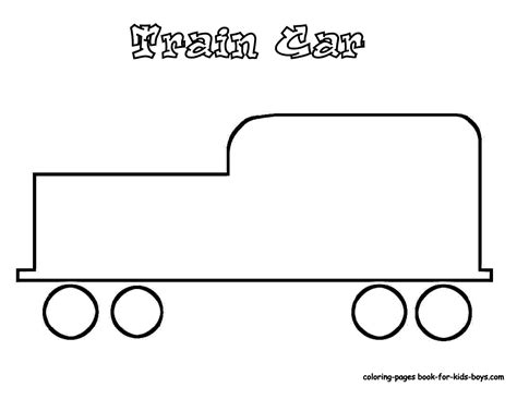 coloring pictures of train cars steel wheels train coloring sheet yescoloring free