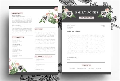Simply Me Graphic 18 Original Oceanseven 20 resume templates that look great in 2016 nuvru