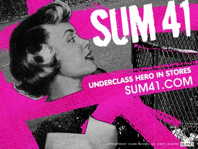 sum 41 fan club fansite with photos and more