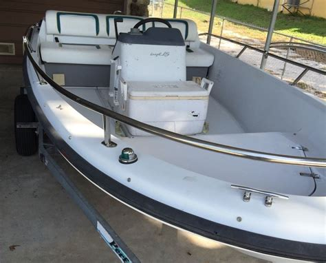 boston whaler deck boats boston whaler rage jet boat 1995 for sale for 2 500
