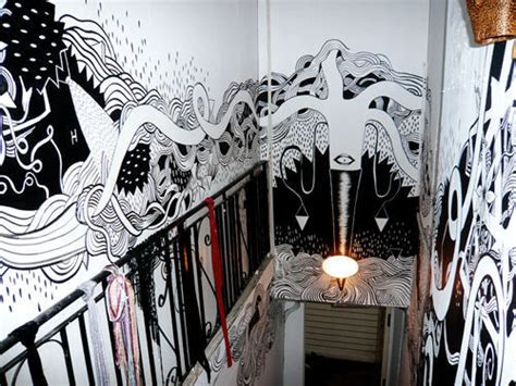 painting on wall 60 marvellous wall paintings and 3 d street art noupe