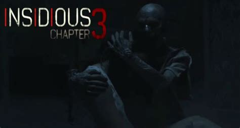 film bioskop insidious chapter 3 insidious chapter 3 review a silly shocker that