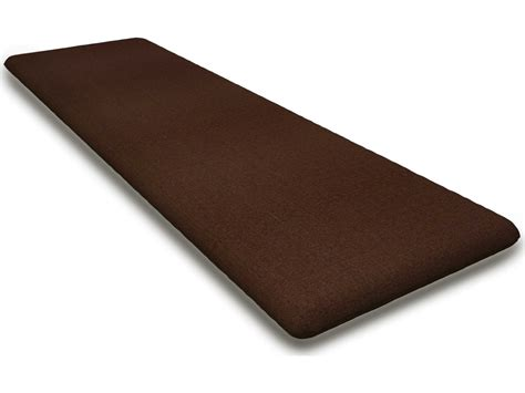 replacement weight bench pads polywood 174 vineyard replacement bench cushion pwxpws0061