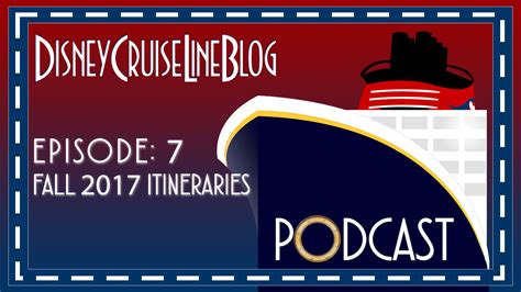 Divashop Podcast Episode 7 by Disney Cruise Line Podcast Episode 7 Fall 2017