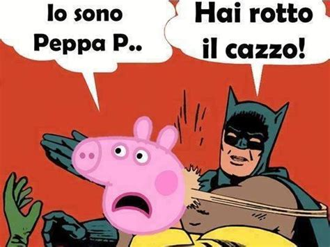 cullo rotto peppa pig collage memes