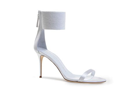 Wedding Shoes Custom by See Ciara S Custom Giuseppe Zanotti Wedding Shoes Photos