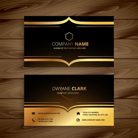 Id Card Template Freepik by Luxury Card Vectors Photos And Psd Files Free