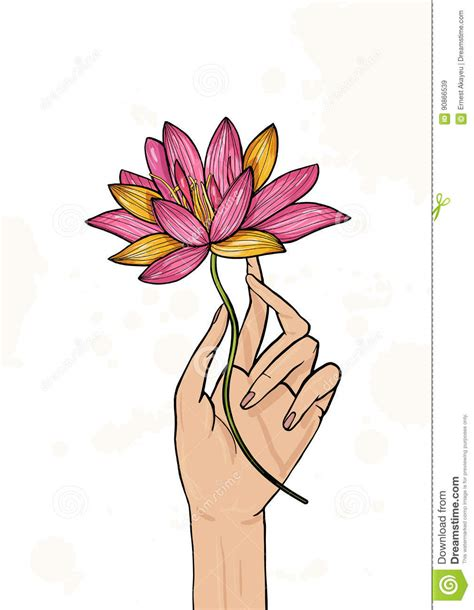 illustrations and meditations or flowers from a puritan s garden classic reprint books holding lotus flower colorful