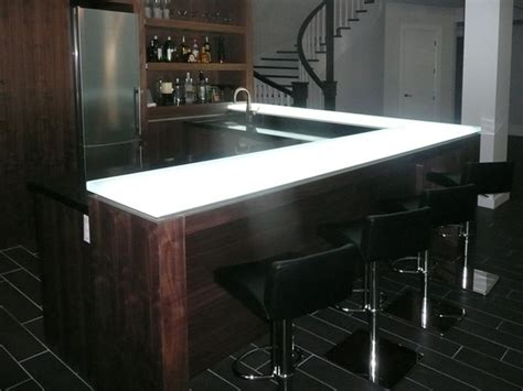 glass bar tops illuminated glass bar top cbd glass