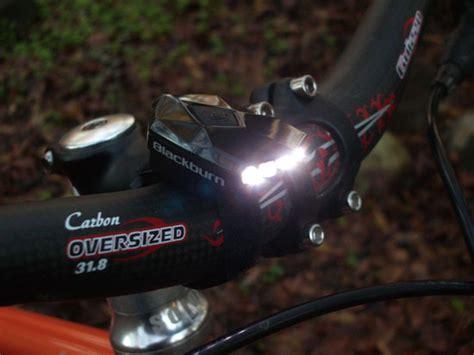 blackburn rechargeable bike light blackburn flea light review singletracks mountain bike news
