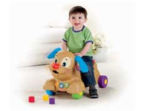 Puzzle Puppy Baby Walker 2 In 1 fisher price laugh learn stride to ride