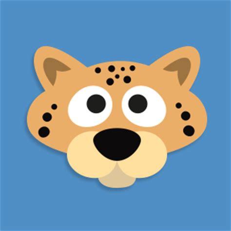 printable cheetah mask masketeers printable masks