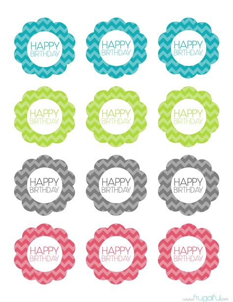 1000 images about cupcake toppers printable on