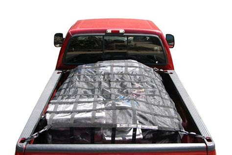 truck bed cargo net how to install a cargo net on your truck diy guide for