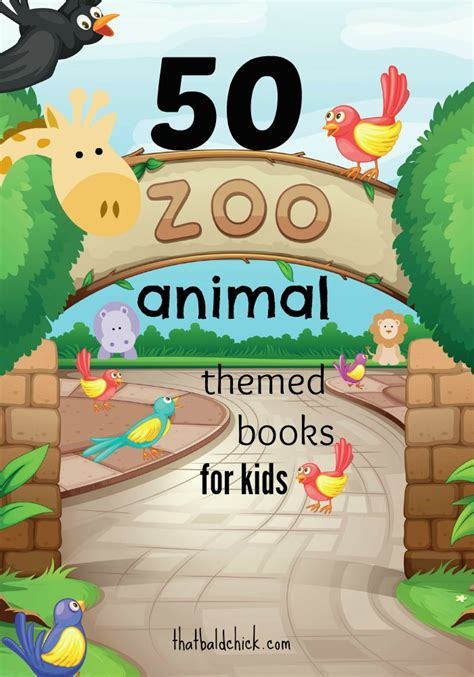 zoo picture book 50 zoo animal themed books for that bald 174