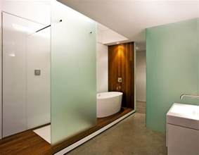 Glass Wall Bathroom 18 Glass Wall Panel Designs Ideas Design Trends