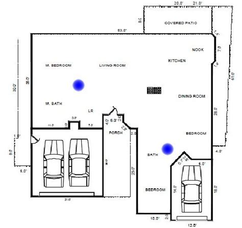 smoke detector location in bedroom where do you install carbon monoxide detectors in your