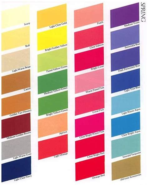 color me beautiful 17 best images about carol jackson quot color me beautiful quot on