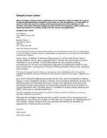 Free cover letter template for job application you have no specific