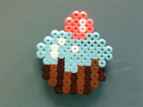 cupcake pony bead pattern 193 best hamma pearls planchado perlas images on