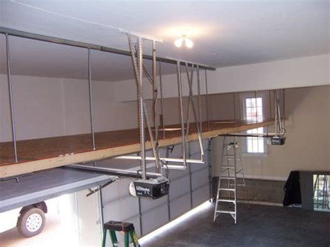 garage storage loft plans 64 best unistrut ideas diy projects images on pinterest