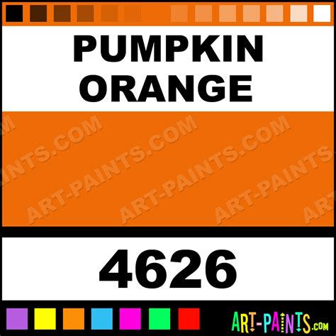 pumpkin orange spray enamel paints 4626 pumpkin orange