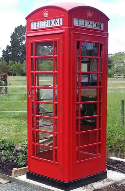 Telephone Box k6 telephone box and spare parts