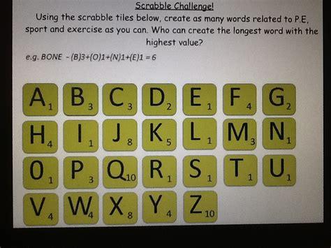 challenging a word in scrabble scrabble challenge