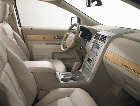 download car manuals 2008 lincoln mkx interior lighting 2007 lincoln mkx history pictures value auction sales research and news