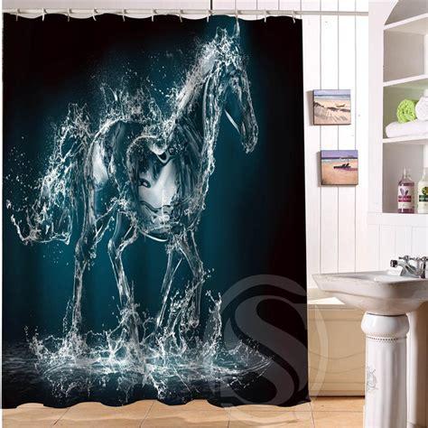 online get cheap horse curtains aliexpress com alibaba group online get cheap horse shower curtain aliexpress com