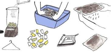 How To Make Prints On Paper - how to make your own recycled paper at home 171 the secret