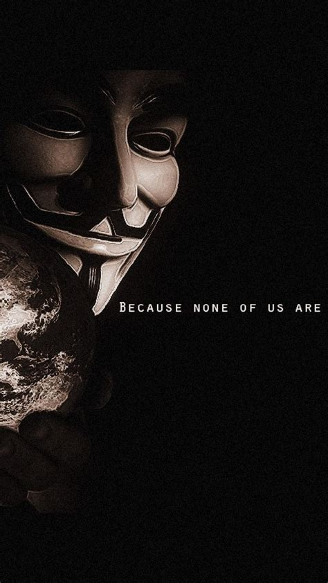 wallpaper hd anonymous iphone anonymous wallpaper hd for iphone pixelstalk net
