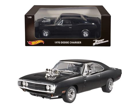fast and furious diecast mattel hotwheels 1970 dodge charger fast and furious 1