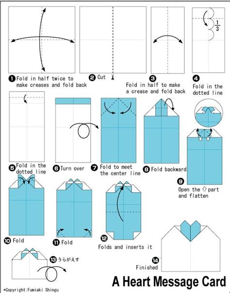 Origami Messages - 840 best images about origami and such on