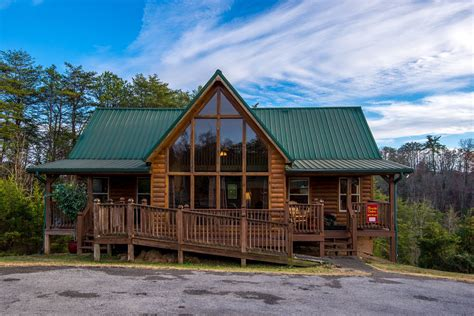 four bedroom pigeon forge smoky mountain tennessee