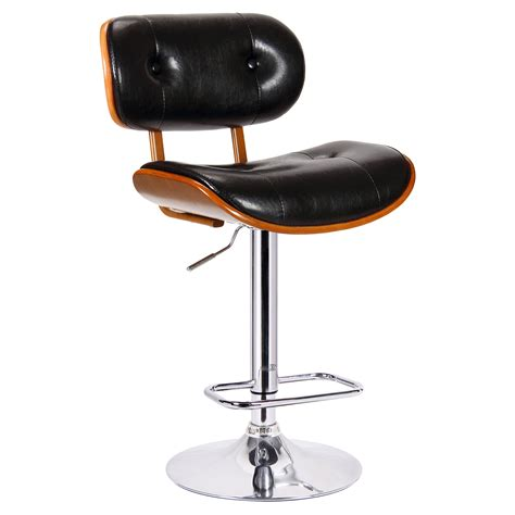 adjustable swivel bar stools with back boraam smuk adjustable swivel bar stool bar stools at
