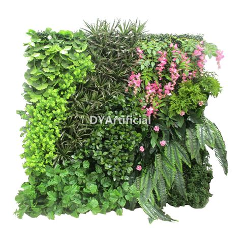 2m length by 2m height simulation plants plastic wall plants dongyi