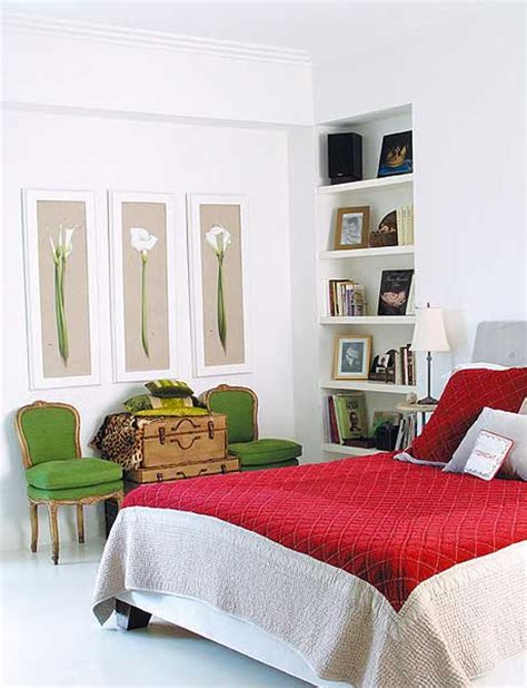 bedroom niche making the most of the wall niches interior design ideas