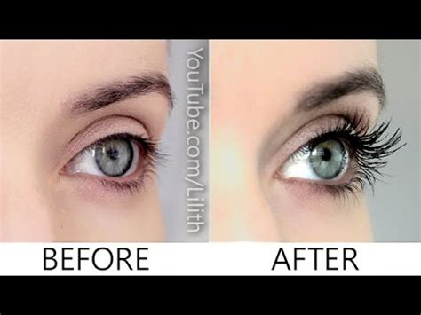 how to grow lashes naturally diy for longer thicker